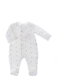 Pyjama blanc ABSORBA pour enfant
