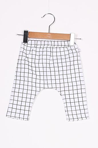 Pantalon casual blanc ABSORBA pour fille