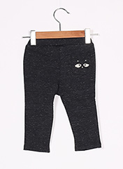 Pantalon casual gris IKKS pour fille seconde vue