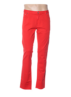 Pantalon casual rouge MOSCHINO pour homme