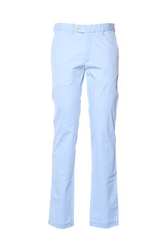 Pantalon casual bleu HARTFORD pour homme
