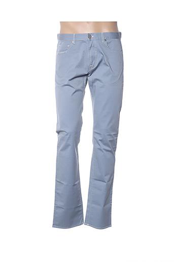 Pantalon casual gris MOSCHINO pour homme