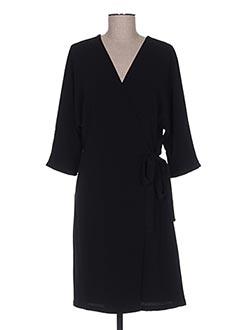 Robe mi-longue noir BEST MOUNTAIN pour femme