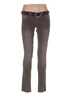 Pantalon casual vert BEST MOUNTAIN pour femme