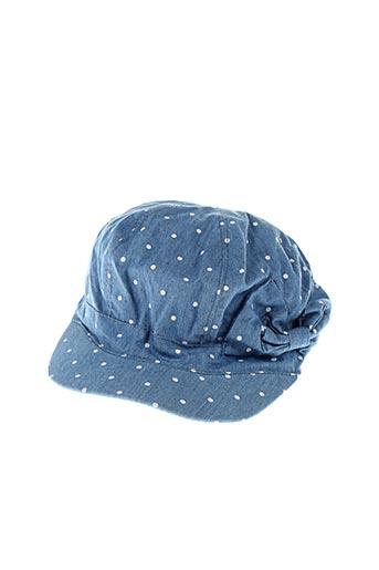 Casquette bleu MAYORAL pour fille