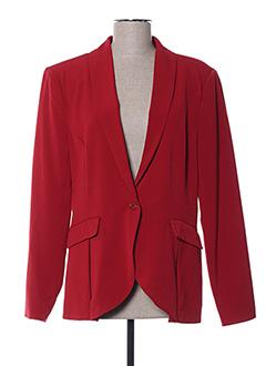 Veste chic / Blazer rouge CREAM pour femme