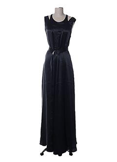 Robe longue noir KENZO pour femme