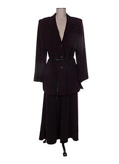Veste/jupe violet MEJA pour femme