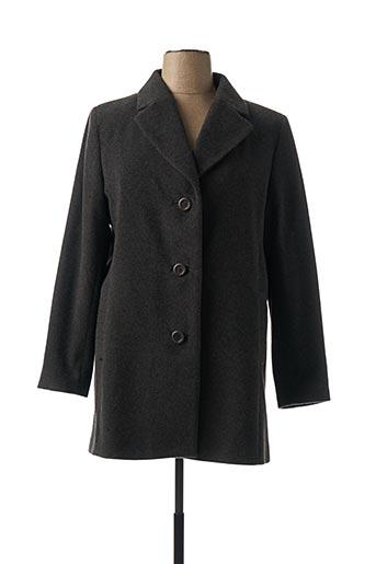 Manteau long gris BULTÉ pour femme