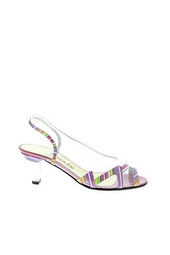 Escarpins violet AZUREE pour femme