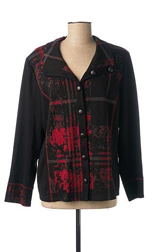 Veste chic / Blazer rouge FRANCOISE DE FRANCE pour femme