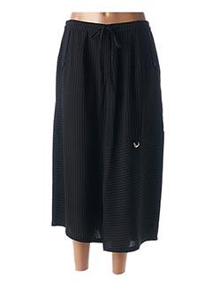 Jupe mi-longue noir ALAIN MURATI pour femme