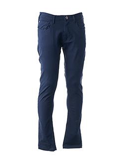 Pantalon casual bleu CLP pour homme