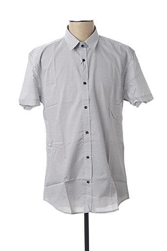 Chemise manches courtes gris ANTONY MORATO pour homme