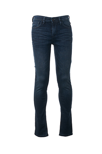 Jeans skinny bleu TOM TAILOR pour homme