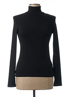 Sous-pull noir DIAMBRE pour femme