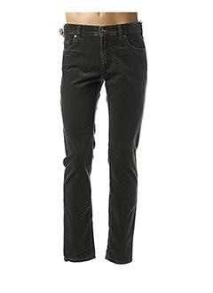 Pantalon casual vert MMX pour homme
