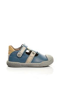 Baskets bleu MOD8 pour garçon
