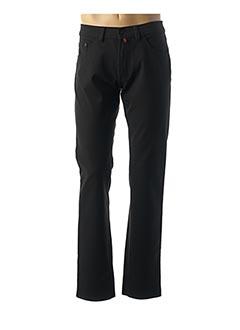 Pantalon casual noir PIERRE CARDIN pour homme