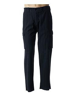 Pantalon casual bleu GIANFRANCO FERRE pour homme
