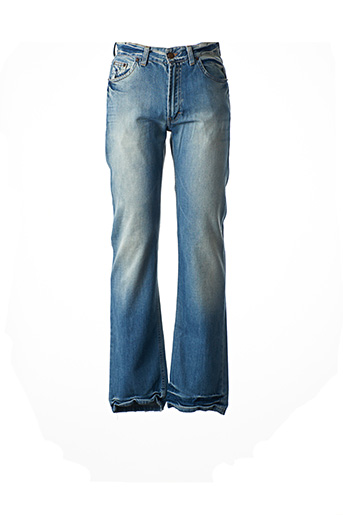 Jeans coupe droite bleu EXIGO pour homme