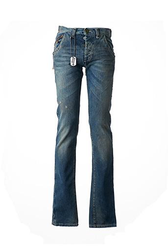 Jeans coupe slim bleu GIANFRANCO FERRE pour homme