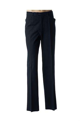 Pantalon chic bleu GIANFRANCO FERRE pour homme