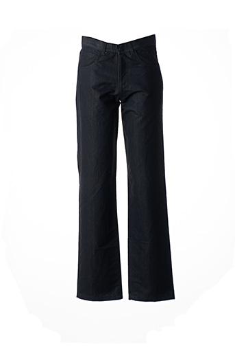 Pantalon casual noir FLORENTINO pour homme