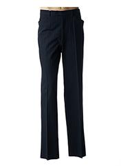 Pantalon chic bleu GIANFRANCO FERRE pour homme seconde vue