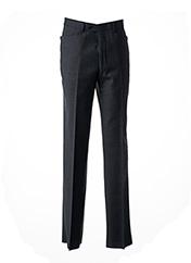Pantalon chic noir TRENDY pour homme seconde vue