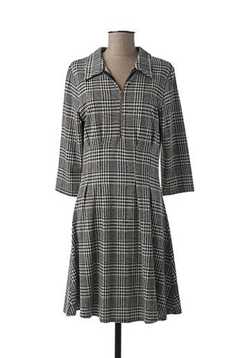 Robe courte noir FIFILLES pour femme