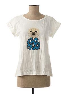 Produit-T-shirts-Femme-COMPAÑIA FANTASTICA