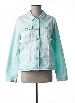 Veste en jean bleu CECIL pour femme