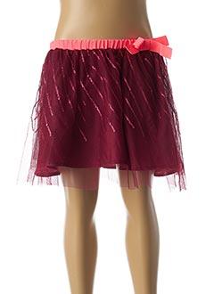 Jupe courte rose BILLIEBLUSH pour fille