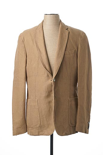 Veste chic / Blazer beige HUGO BOSS pour homme