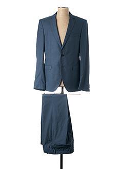 Costume de cérémonie bleu HUGO BOSS pour homme