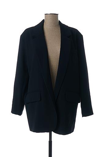 Veste chic / Blazer bleu AMERICAN VINTAGE pour femme