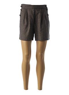 Produit-Shorts / Bermudas-Femme-DES PETITS HAUTS