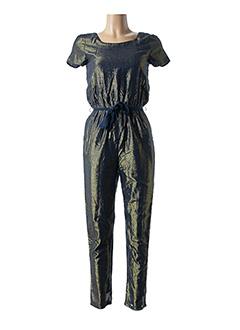 Combi-pantalon bleu DES PETITS HAUTS pour femme