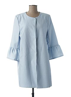 Veste chic / Blazer bleu RINASCIMENTO pour femme