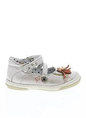Sandales/Nu pieds beige CATIMINI pour fille seconde vue