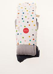 Collants gris BOBOLI pour fille seconde vue