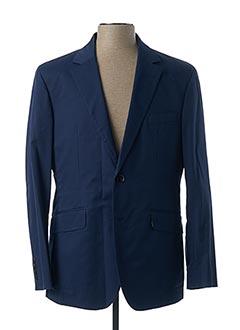 Veste chic / Blazer bleu TOMMY HILFIGER pour homme