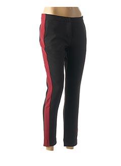 Pantalon 7/8 noir MARKUP pour femme