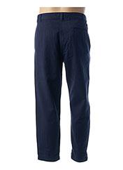 Pantalon chic bleu SCOTCH & SODA pour homme seconde vue
