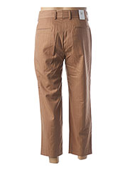 Pantalon chic marron SCOTCH & SODA pour homme seconde vue