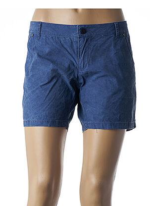 Short bleu CODE ZERO pour femme