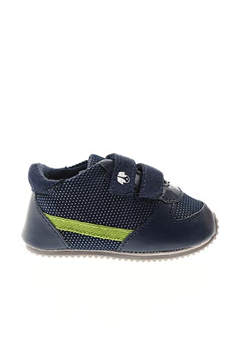 Chaussons/Pantoufles bleu MAYORAL pour enfant