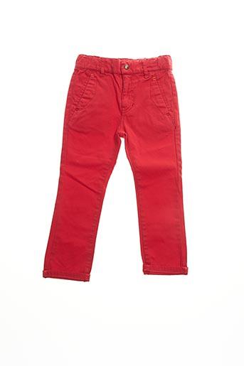 Pantalon casual rouge BILLYBANDIT pour fille