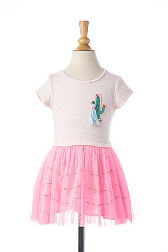 Robe mi-longue rose BILLIEBLUSH pour fille
